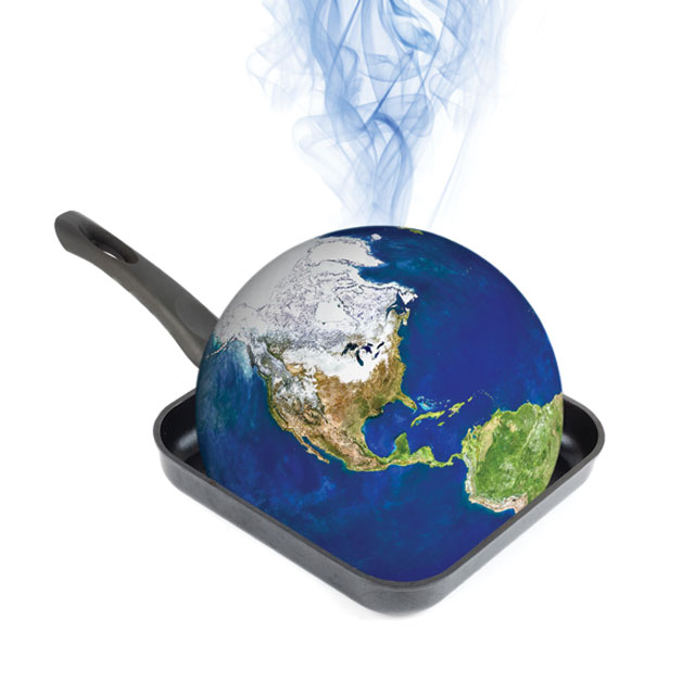 Our Pursuit of taste & earth heats up?