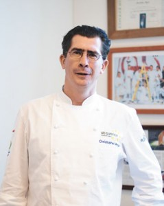CHEF CHRISTOPHE MEGEL