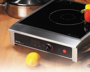 Stove Tops: Smoke free with Dipo's induction cooker