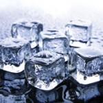 CUBE ICE & HALF CUBE