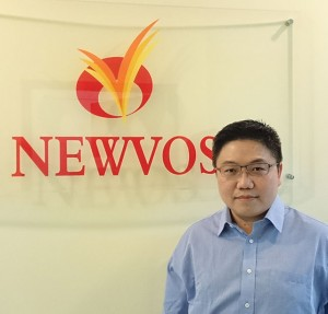 NEWVOS Managing Director - Tan Jay Son