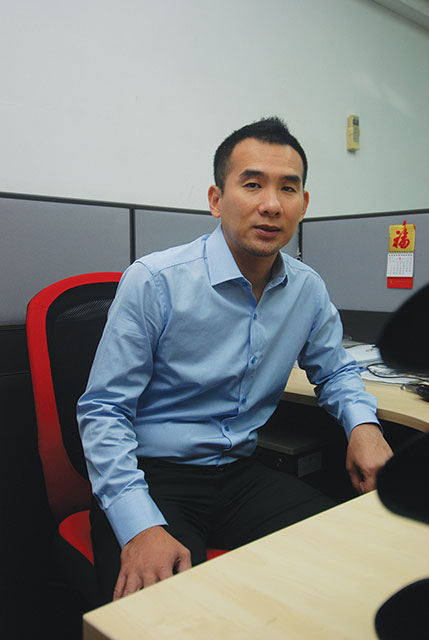 Forwarding Alpha Singapore; Frankie Lee