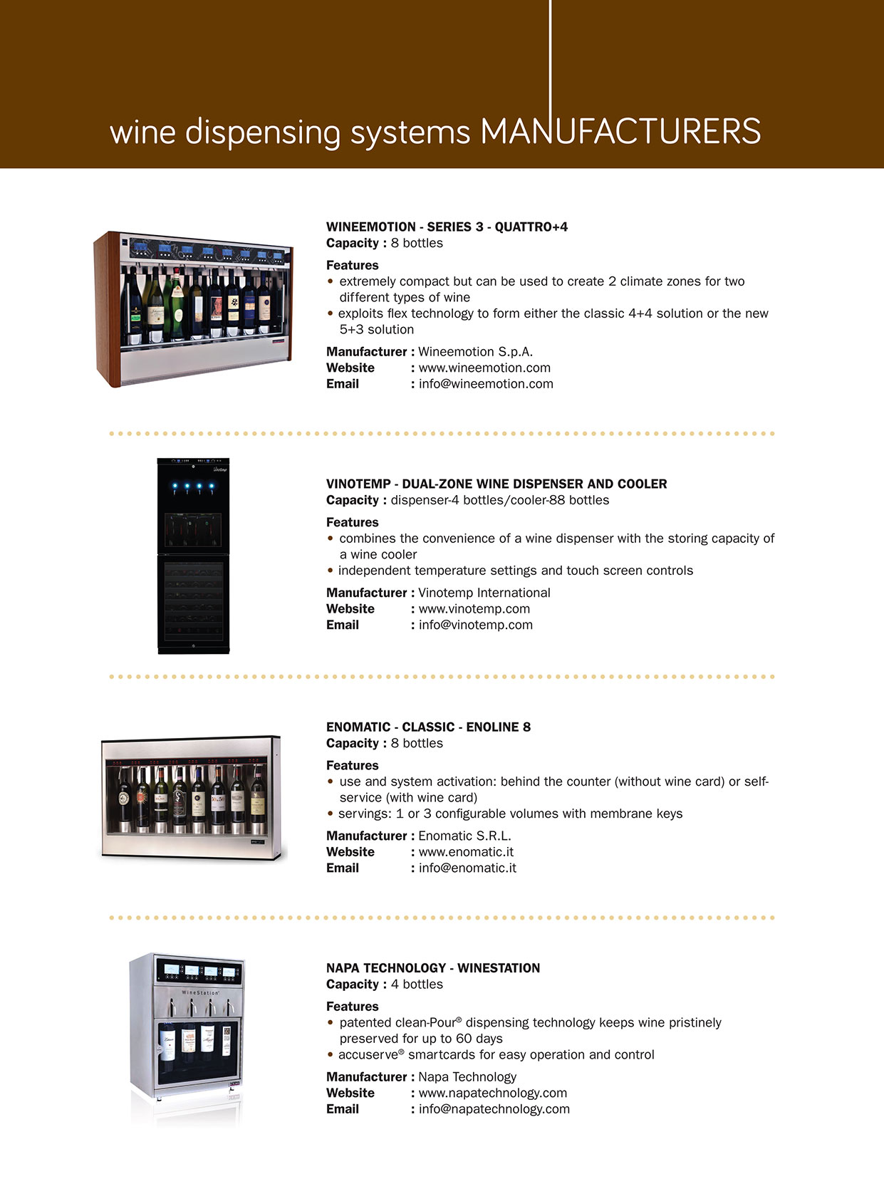 Equipment-WineDispensing