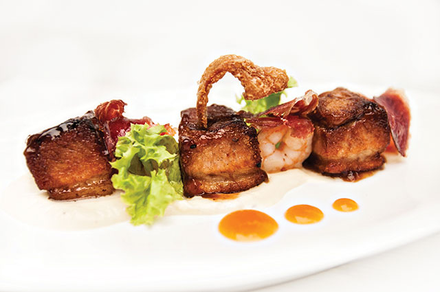 Good for snacking - Pork Belly